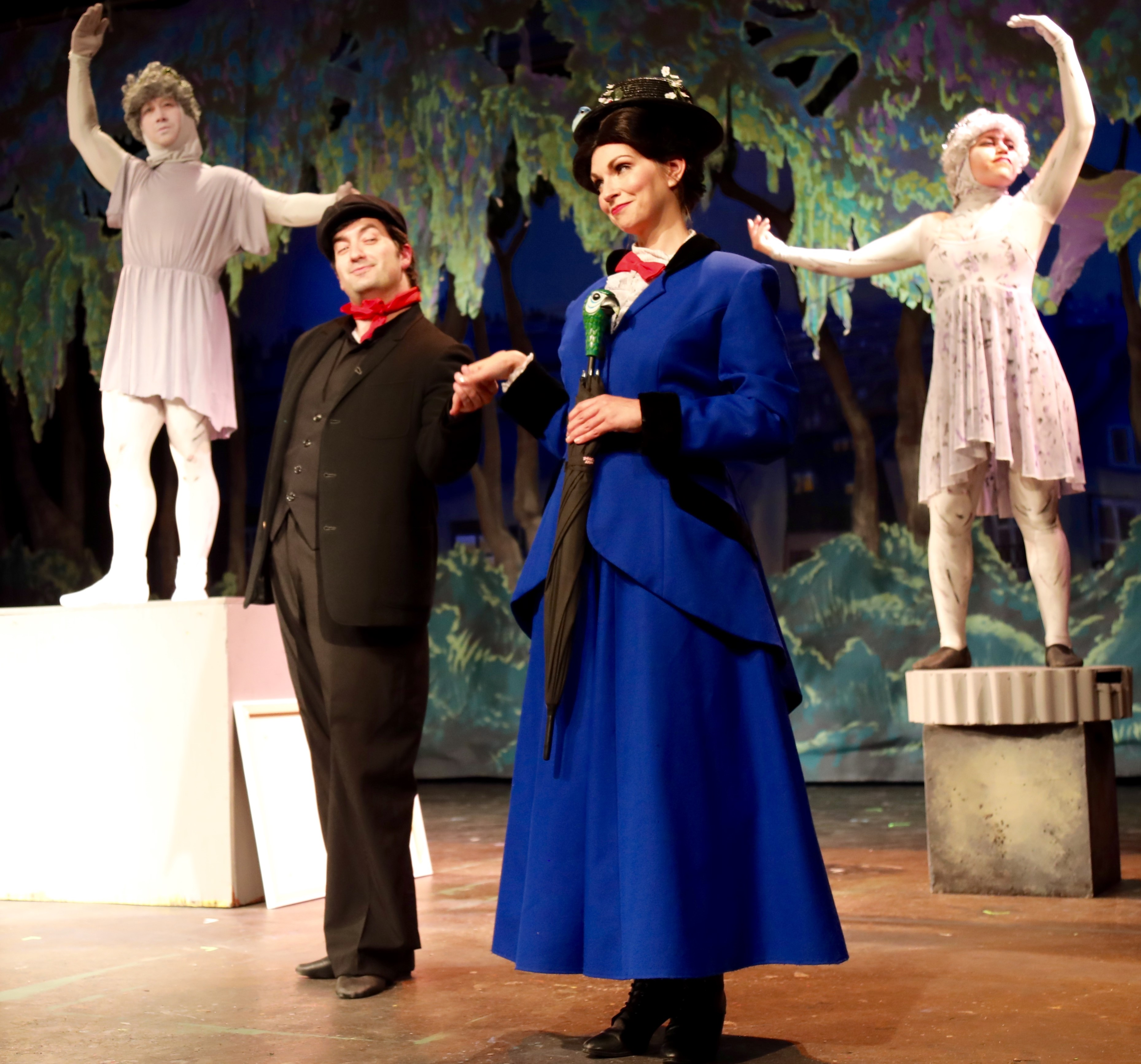 Image result for Mary Poppins at the Morgan-Wixson Theater